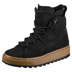 Ботинки Ren Boot NBK PUMA. Цвет: черный