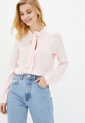 Блуза Arefeva. Цвет: розовый