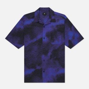 Мужская рубашка Blue Haze All Over Print Edwin. Цвет: фиолетовый