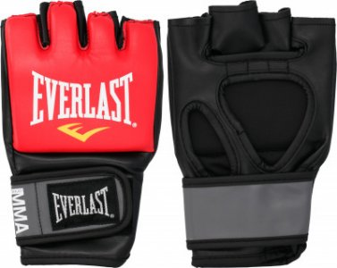 Шингарты тренировочные Everlast. Цвет: красный