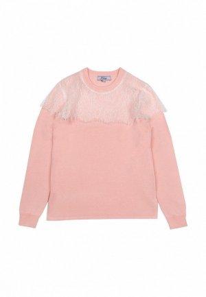 Джемпер Born. Цвет: розовый