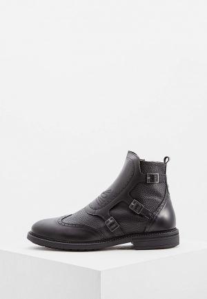 Ботинки Trussardi Jeans. Цвет: черный
