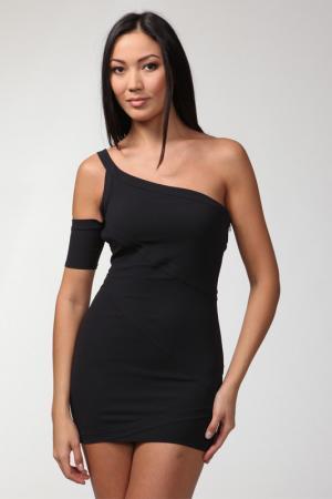 Платье Jasmine Di Milo. Цвет: черный