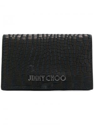 Belsize wallet Jimmy Choo. Цвет: черный