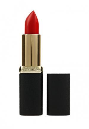 Помада LOreal Paris L'Oreal Color Riche, MatteAddiction, оттенок 344, Малиновая одержимость, 4.8 гр. Цвет: красный