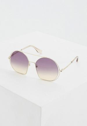 Очки солнцезащитные Marc Jacobs 325/S HAM. Цвет: золотой