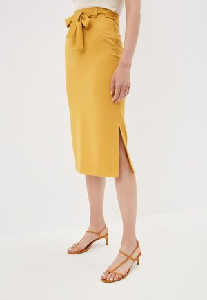 Юбка la Biali. Цвет: желтый