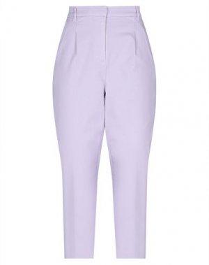 Повседневные брюки CURRENT/ELLIOTT. Цвет: сиреневый