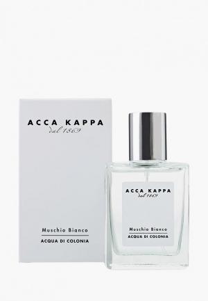 Одеколон Acca Kappa Белый Мускус 100 мл. Цвет: прозрачный