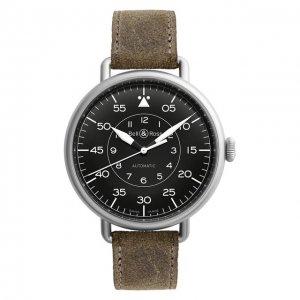 Часы Military Bell & Ross. Цвет: чёрный