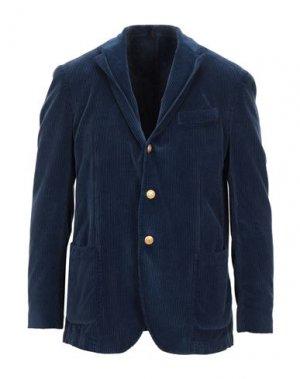 Пиджак LA VIE EST BELLE. Цвет: ярко-синий