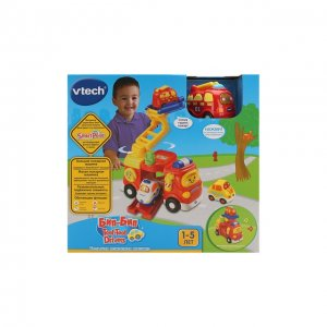 Игрушка Большая пожарная машина VTECH. Цвет: разноцветный