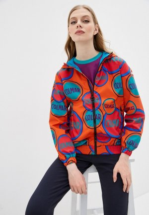 Куртка Colmar. Цвет: оранжевый