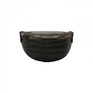 Поясная сумка Souvenirs XXS Balenciaga. Цвет: чёрный