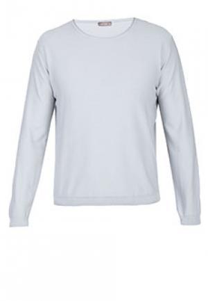 Пуловер AMEDEO FERRANTE. Цвет: серый