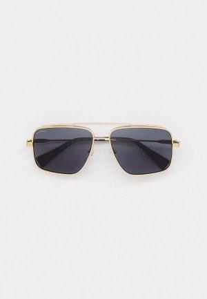 Очки солнцезащитные Baldinini BLD 2143 MM 401. Цвет: золотой