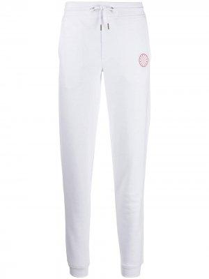 Спортивные брюки с кулиской A.F.Vandevorst. Цвет: белый