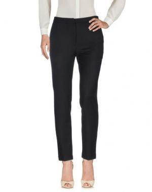 Повседневные брюки GAT RIMON. Цвет: черный