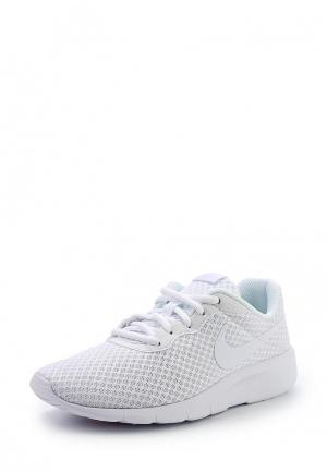 Кроссовки Nike TANJUN (GS) GIRLS SHOE. Цвет: белый