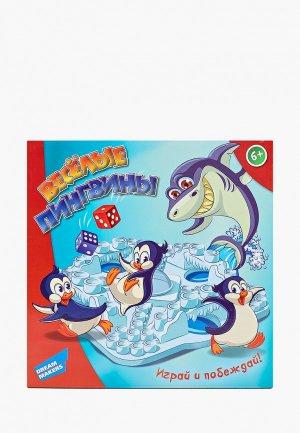 Игра настольная Dream Makers Пингвины. Цвет: разноцветный