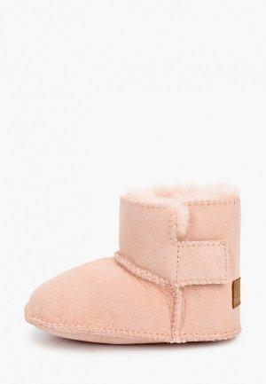 Пинетки Diora.rim. Цвет: розовый