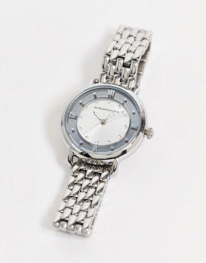 Массивные часы-браслет BCBG Max Azria-Серебристый MaxAzria