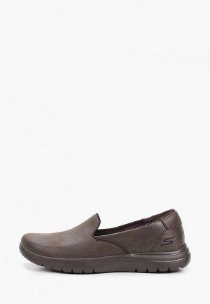 Кроссовки Skechers ON-THE-GO FLEX. Цвет: коричневый