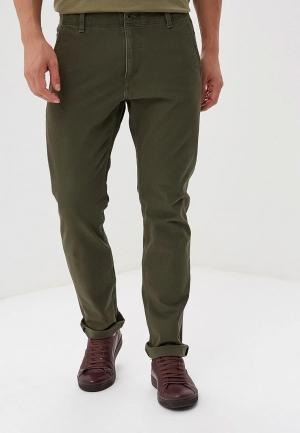 Брюки Dockers SMART 360 FLEX ALPHA SLIM TAPERED. Цвет: хаки