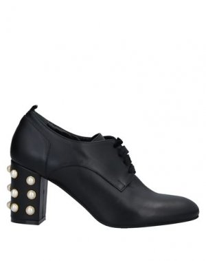 Обувь на шнурках GUIDO SGARIGLIA. Цвет: черный