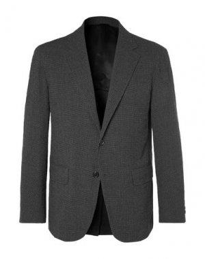 Пиджак CAMOSHITA by UNITED ARROWS. Цвет: стальной серый