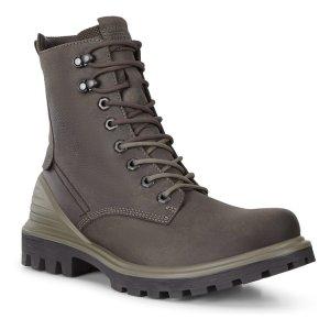 Ботинки высокие TREDTRAY ECCO. Цвет: коричневый