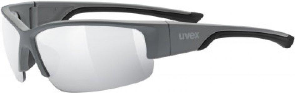 Солнцезащитные очки Sportstyle 215 Uvex. Цвет: серый