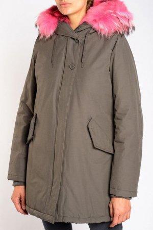 Куртка CANADIAN. Цвет: серый
