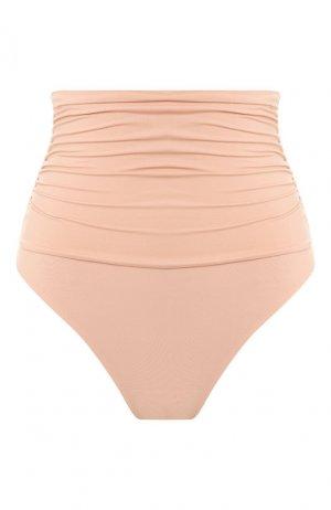 Плавки-бикини Melissa Odabash. Цвет: бежевый