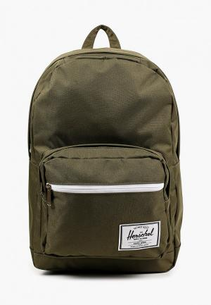 Рюкзак Herschel Supply Co Pop Quiz. Цвет: хаки