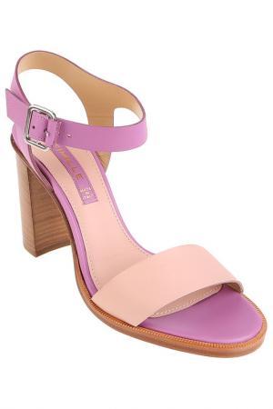 Туфли Deimille. Цвет: фиолетовый