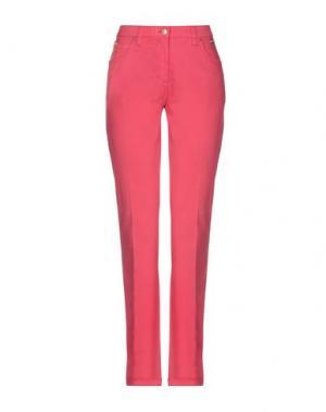 Повседневные брюки ALVIERO MARTINI 1a CLASSE. Цвет: коралловый