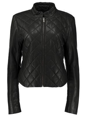 Куртка BZR. Цвет: черный