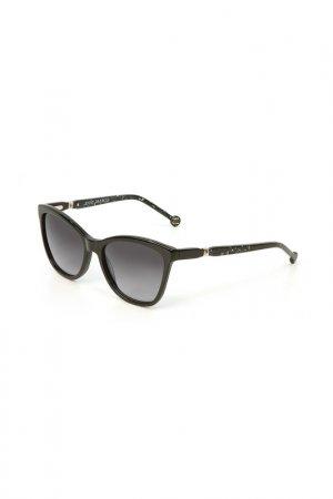 Очки солнцезащитные Enni Marco. Цвет: черный, черный