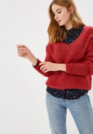 Пуловер Top Secret. Цвет: красный