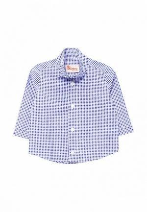 Рубашка Frizzzy. Цвет: синий