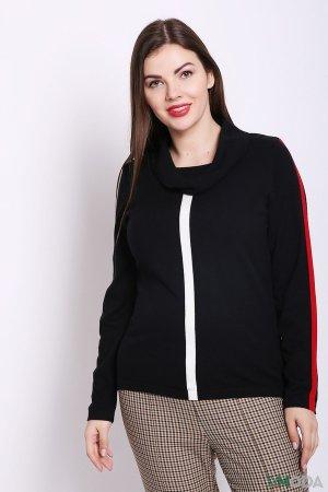 Пуловер Eugen Klein. Цвет: чёрный