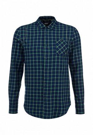 Рубашка 55DSL DS001EMAGU22. Цвет: синий