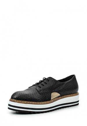 Ботинки Ana Lublin AN050AWSLY72. Цвет: черный