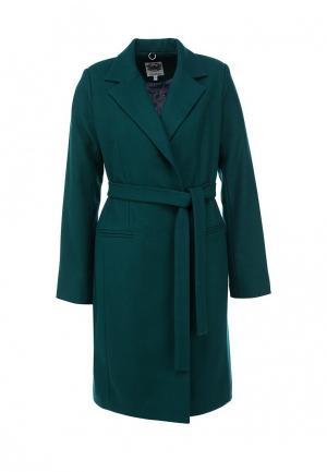 Пальто Libellulas. Цвет: зеленый