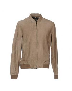 Куртка HERNO. Цвет: песочный