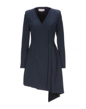 Легкое пальто TWENTY EASY by KAOS. Цвет: темно-синий