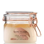 Соляной скраб для тела с ароматом жасмина, пачули и сандала Classic Salt Scrub 650 г Sanctuary Spa