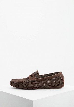 Мокасины Aldo Brue. Цвет: коричневый