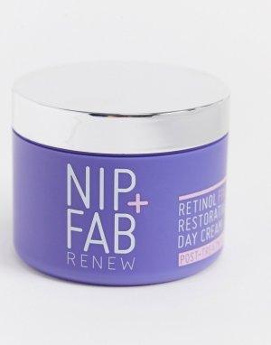 Дневной крем NIP+FAB Retinol Fix Restorative Post-Treatment-Бесцветный